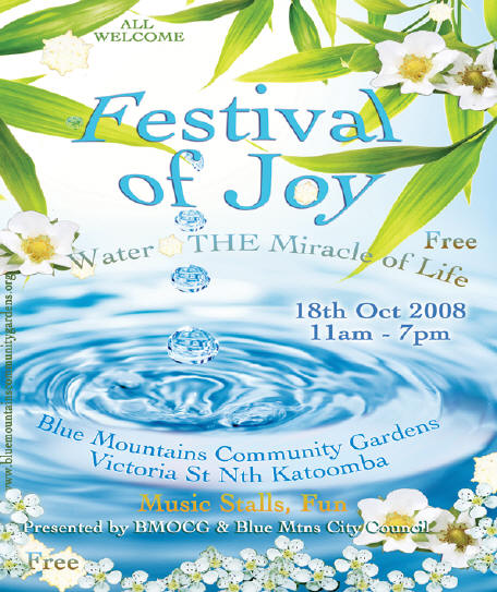 Festival of Joy 2008
