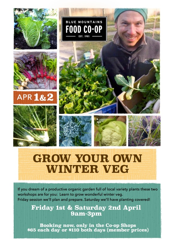 grow your own WINTER 2016 flyer
